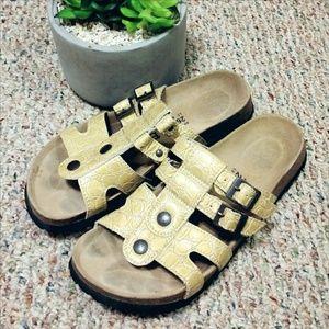 Birkenstock Betulas Gladiator Multi Strap Sandals